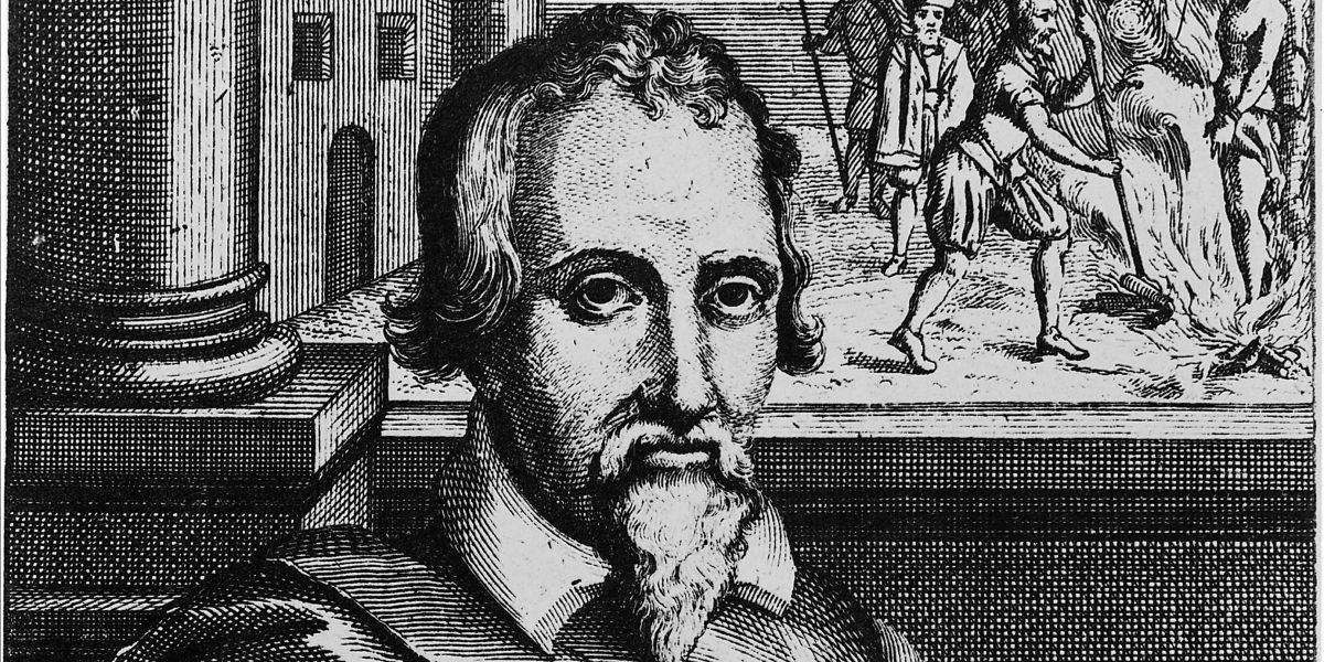 Szervét Mihály portré
