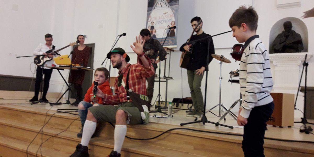 Karaván együttes adventi családi koncertjei (Fotó: Karaván együttes)