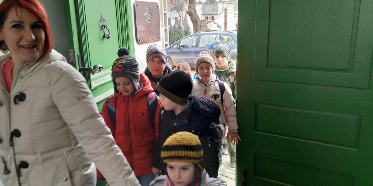 Farsangi mesepadlás a Kolozsvári Mókázó Együttessel (Fotó: Fodor Tibor)