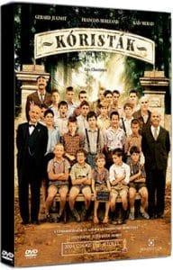 KÓRISTÁK DVD (fotó: MTVA)