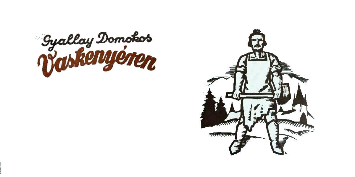 Vaskenyéren - Gyallay Pap Domokos (Fotó illusztráció: DMSZ)