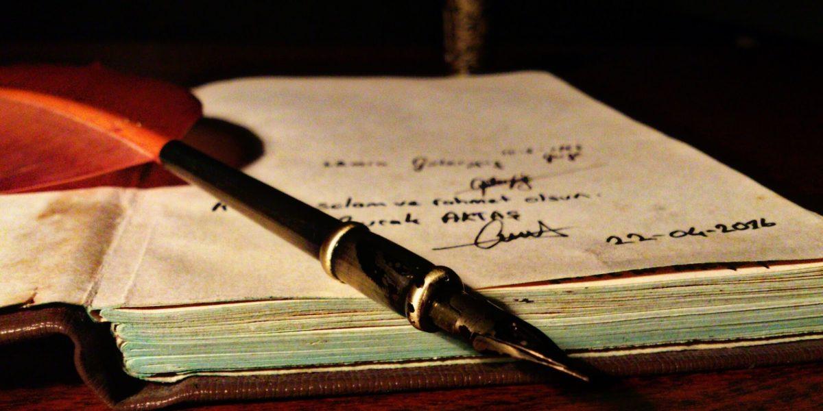 Unitárius versek - írás - költészet (Fotó: Pixabay)