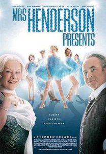 Mrs. Henderson bemutatja - DVD