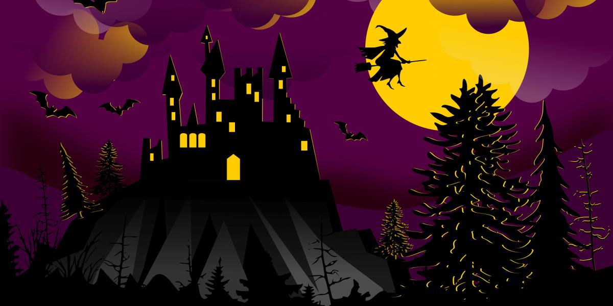 A boszorkány lányai - Tekergő meseműhely (Fotó illusztráció: Pixabay)