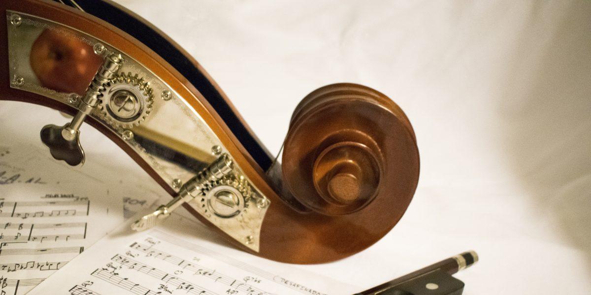 Muzsikus, hegedű (Fotó: Pexels)