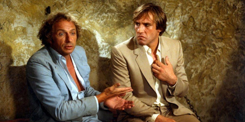 Balfácán - Pierre Richard és Gérard Depardieu (Fotó: MTVA)