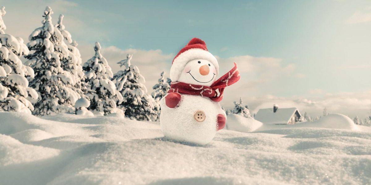 Élményfestés - Hógyermek, hóember (Fotó:Pixabay)
