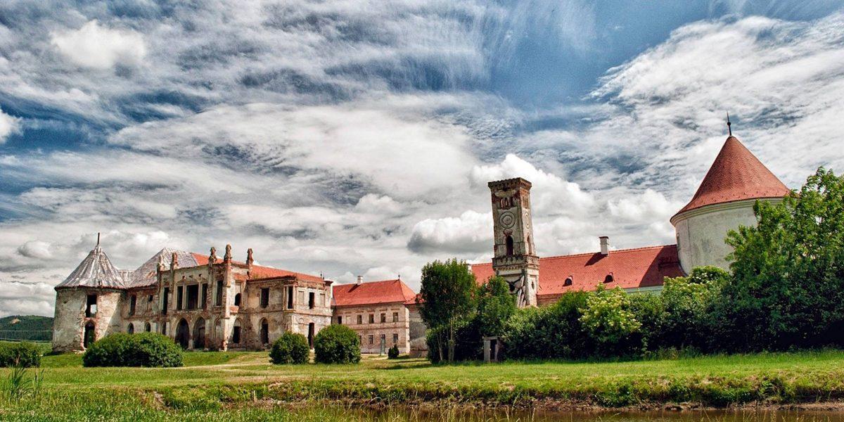 Az erdélyi Bánffy-kastély (Fotó: Nicu Barz)