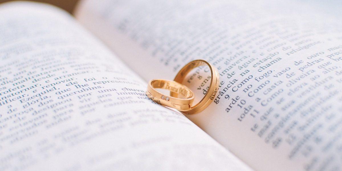 Házasság hete - gyűrűk (Fotó: Pixabay)