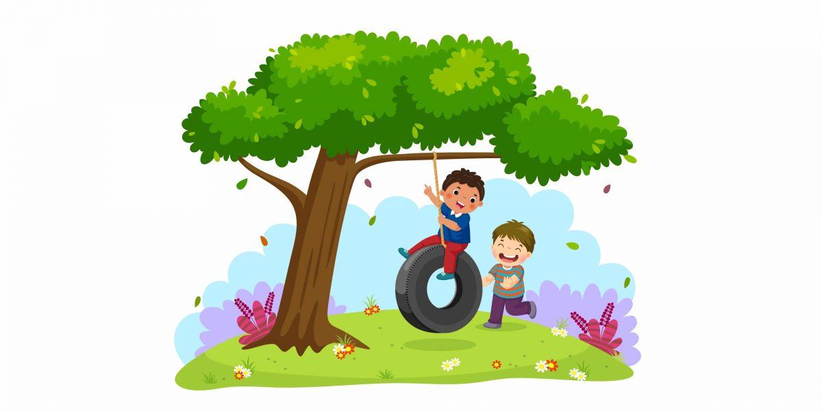 Április - élményfestés (Illusztráció: Freepik)